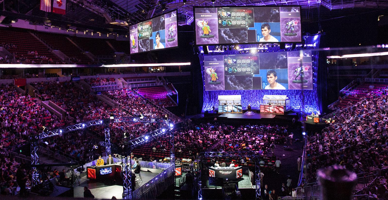 Online Spiele und E-Sports